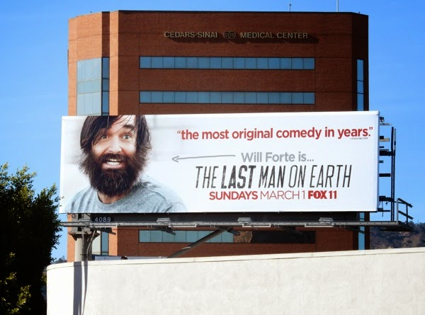Last Man On Earth Most original comedy in years billboard