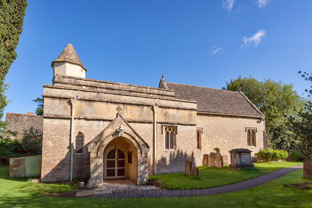 Cogges church near Witney in the Oxfordshire Cotswolds by Martyn Ferry Photography