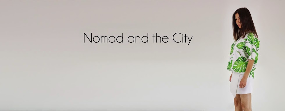 Nomad and the City