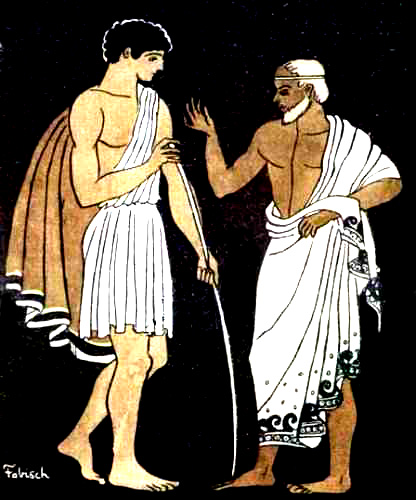 odysseus and telemachus essay English essays: telemachus, son of the great odysseus.