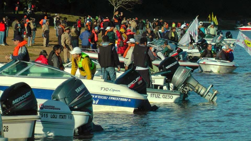Resultado de imagen para concursos de pesca corrientes