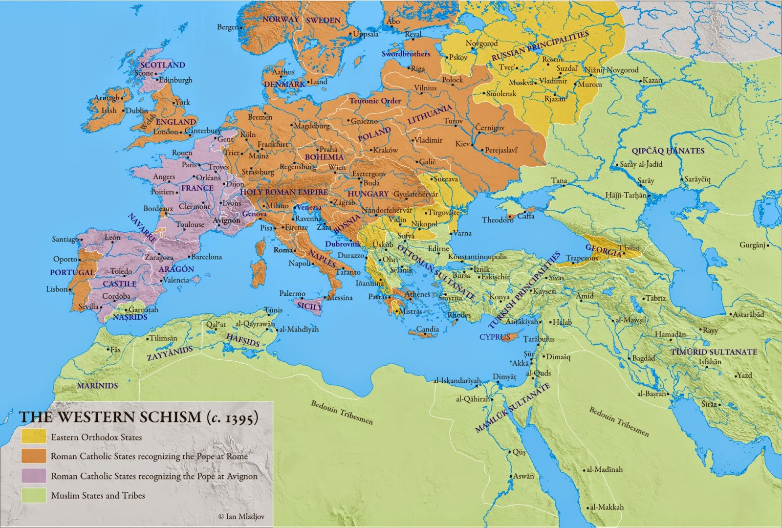 great schism the reformation A summary of schism and reformation in 's henry viii  henry himself was not a  protestant, and the great majority of the english people, though they may have.