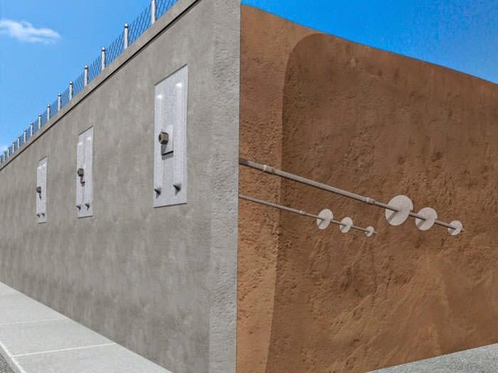 Cause And Origin Of Retaining Wall Failure - Metropolitan