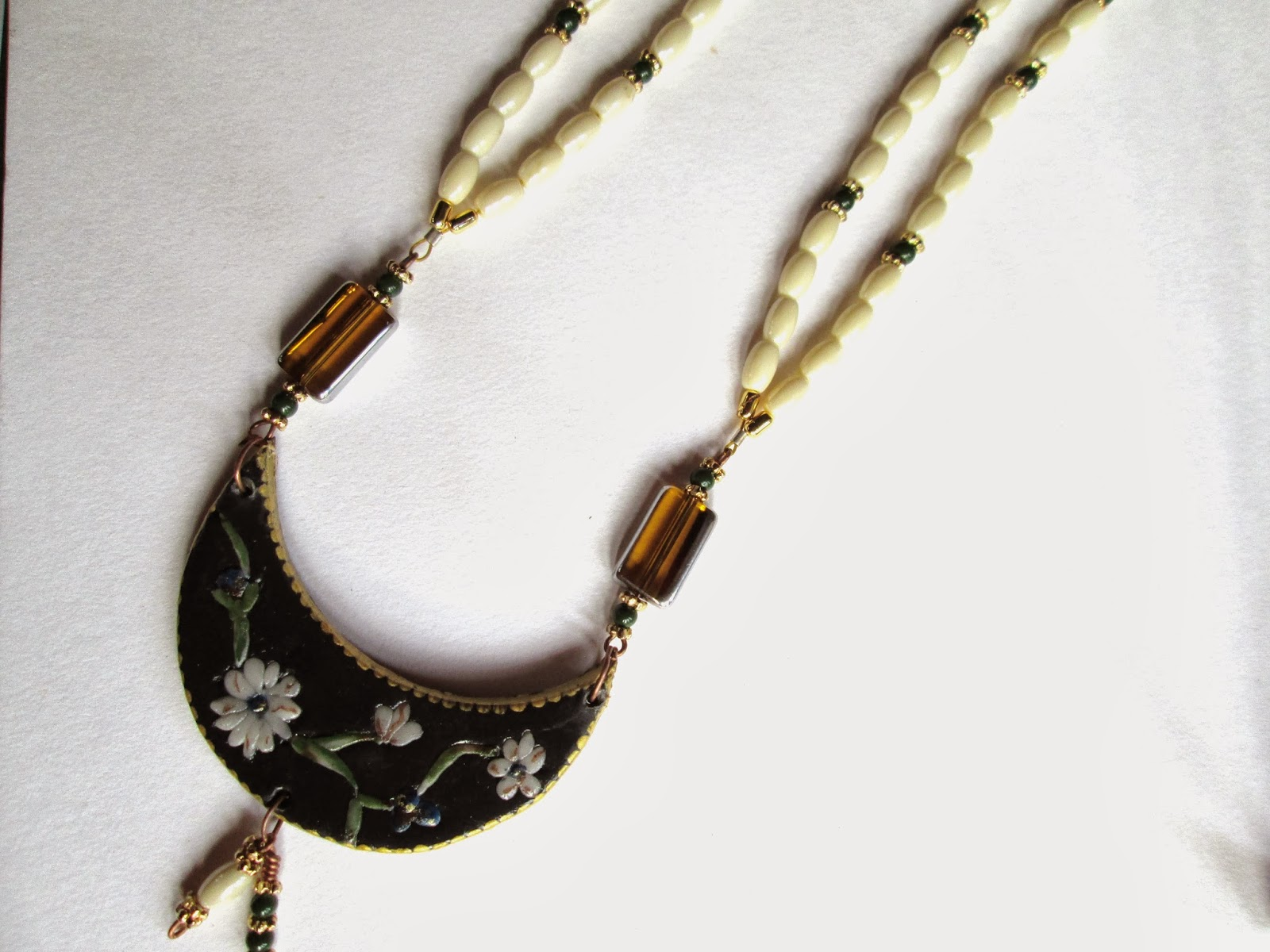 Cold Porcelain Jewelry
