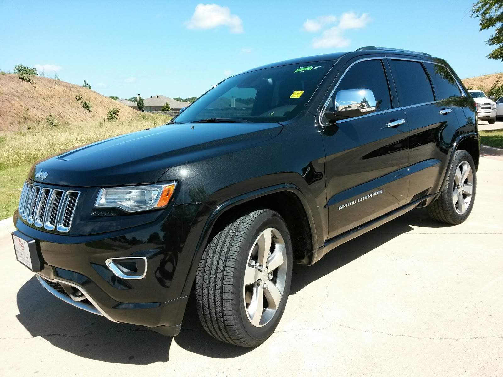 week review show quarter jeep three test and summit cherokee one more diesel grand ecodiesel front road news