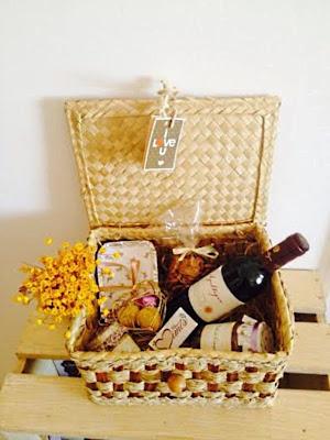 Dia dos Namorados 2014 - Criação da marca Chuva de Mimos