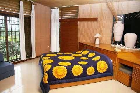 Kamar Tidur Villa Bango