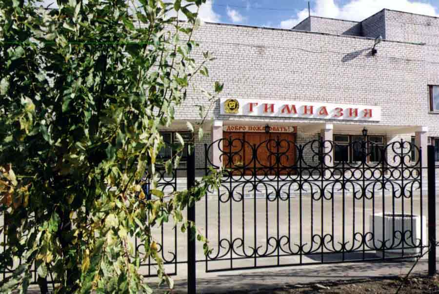 """Официальный сайт """"Гимназия имени Н.Д. Лицмана"""""""