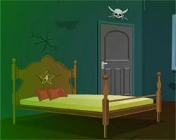 Scary Halloween House Escape 7