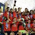 México, dos veces Campeón de la CONCACAF
