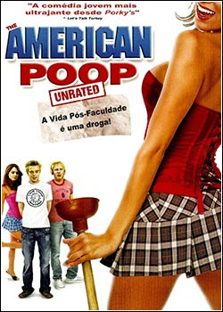 Download - American Poop - DVDRip - AVI - Dual Áudio