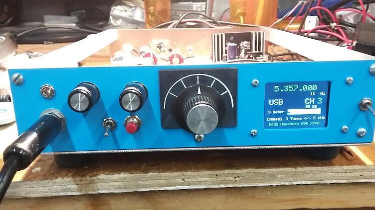 N6QW Homebrew Radio