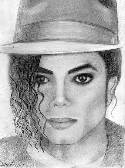 Michael Jackson Coloring Pages