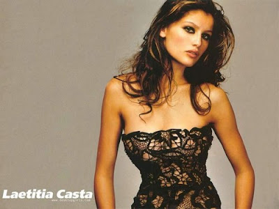 laetitia casta hot hairs. Sexy Hot Pretty Celebrity:
