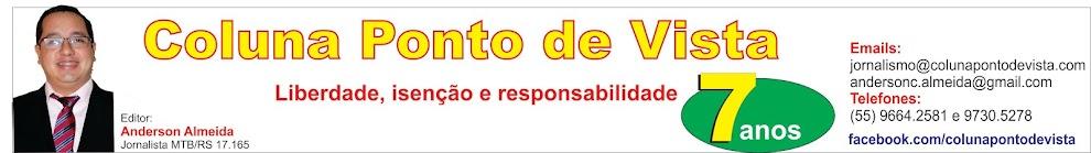 Coluna Ponto de Vista - O site de notícias de São Gabriel e região