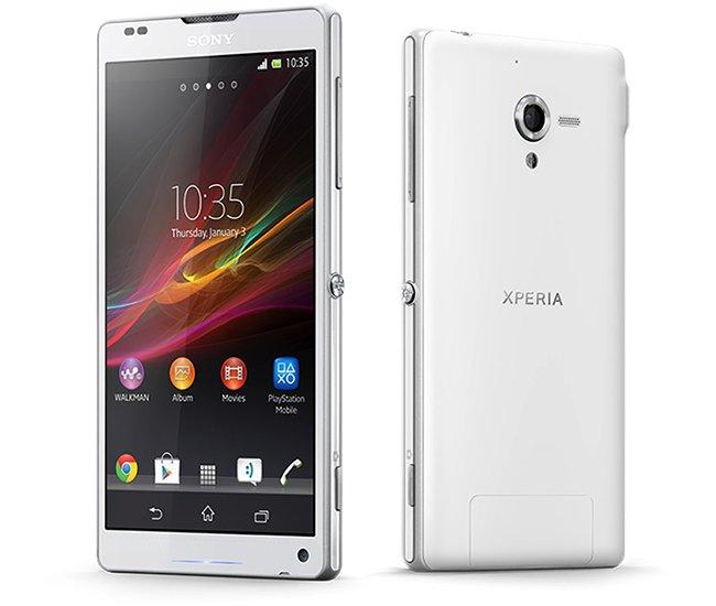Nuevo Sony Xperia ZL un Telefono de Alta Gama, Precios