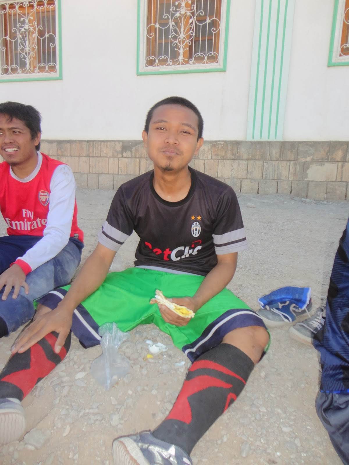 AMI Champions League 2013 - PPJJ Yaman vs Sultan