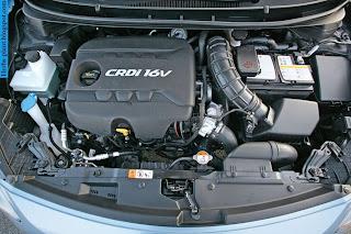 Hyundai i30 car engine - صور محرك سيارة هيونداى i30
