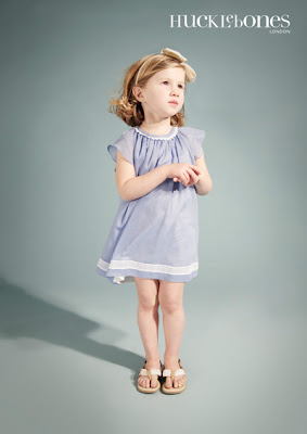 Hucklebones London Lookbook Spring Summer 2013