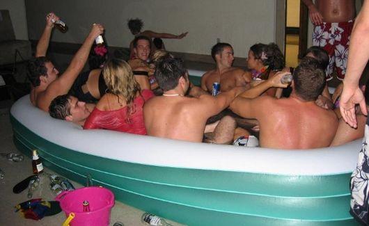College Rules : Teen Porn, Dorm Room, Drunk