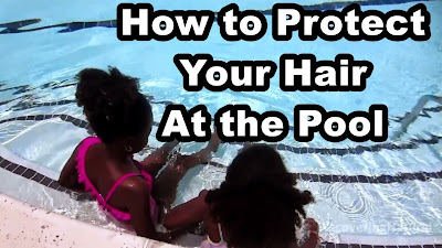 3 Ways to Protect Your Hair When Swimming and After