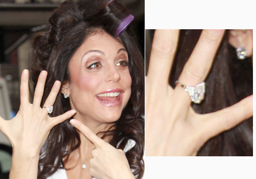 bethenny frankel wedding band. ethenny frankel! her