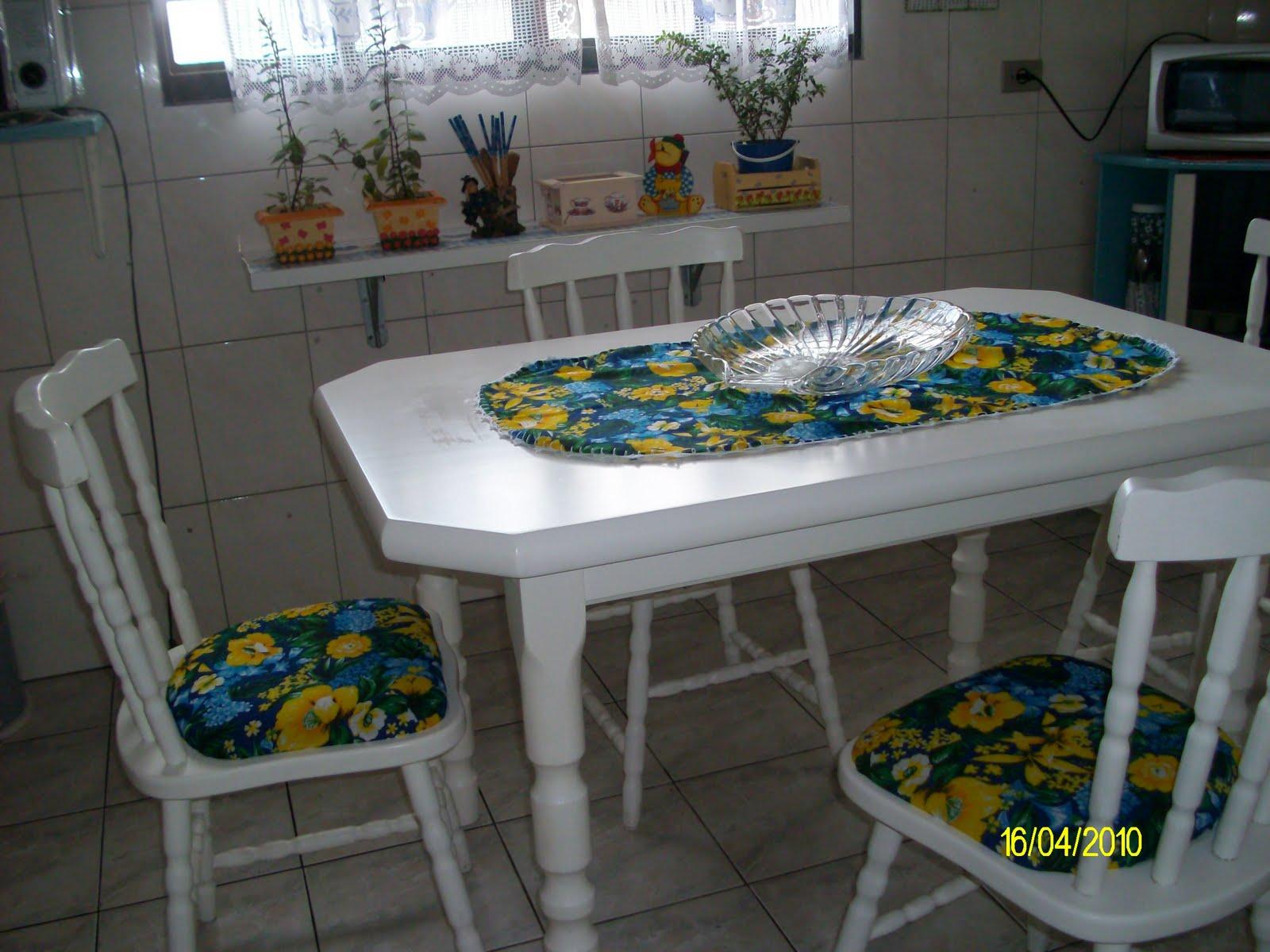 de tecido para forrar as 4 cadeiras e ainda sobrou para fazer uma #2C4960 1600x1200