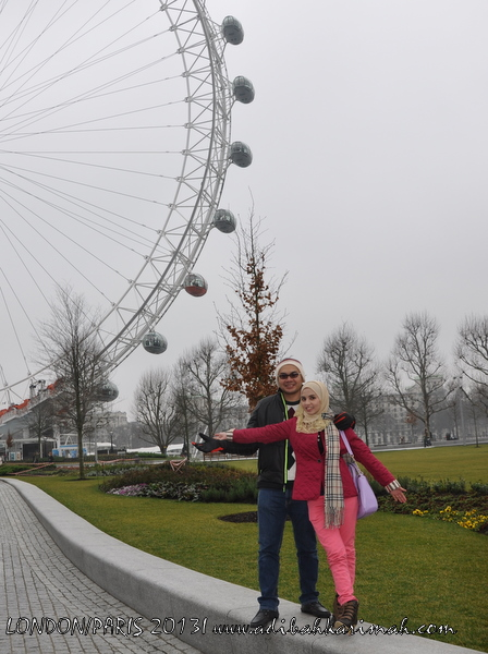Garam buluh hai-o top agent going to visit london eye for free