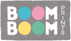 Minhas criações no Boomboomprints!