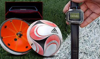 A tecnologia no futebol