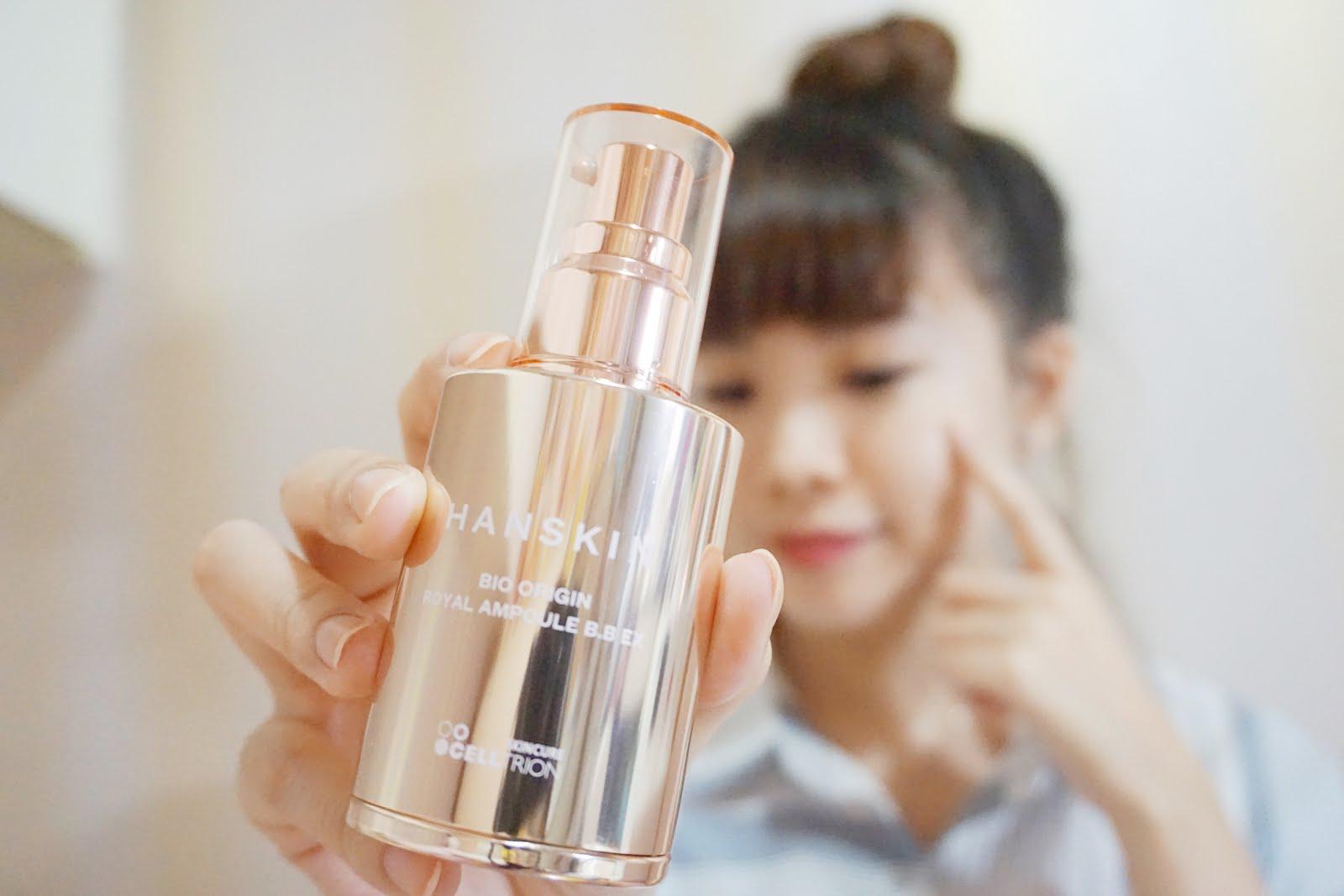 Natural Dewy Skin Makeup