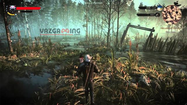 The Witcher 3 Wild Hunt Gameplay 2