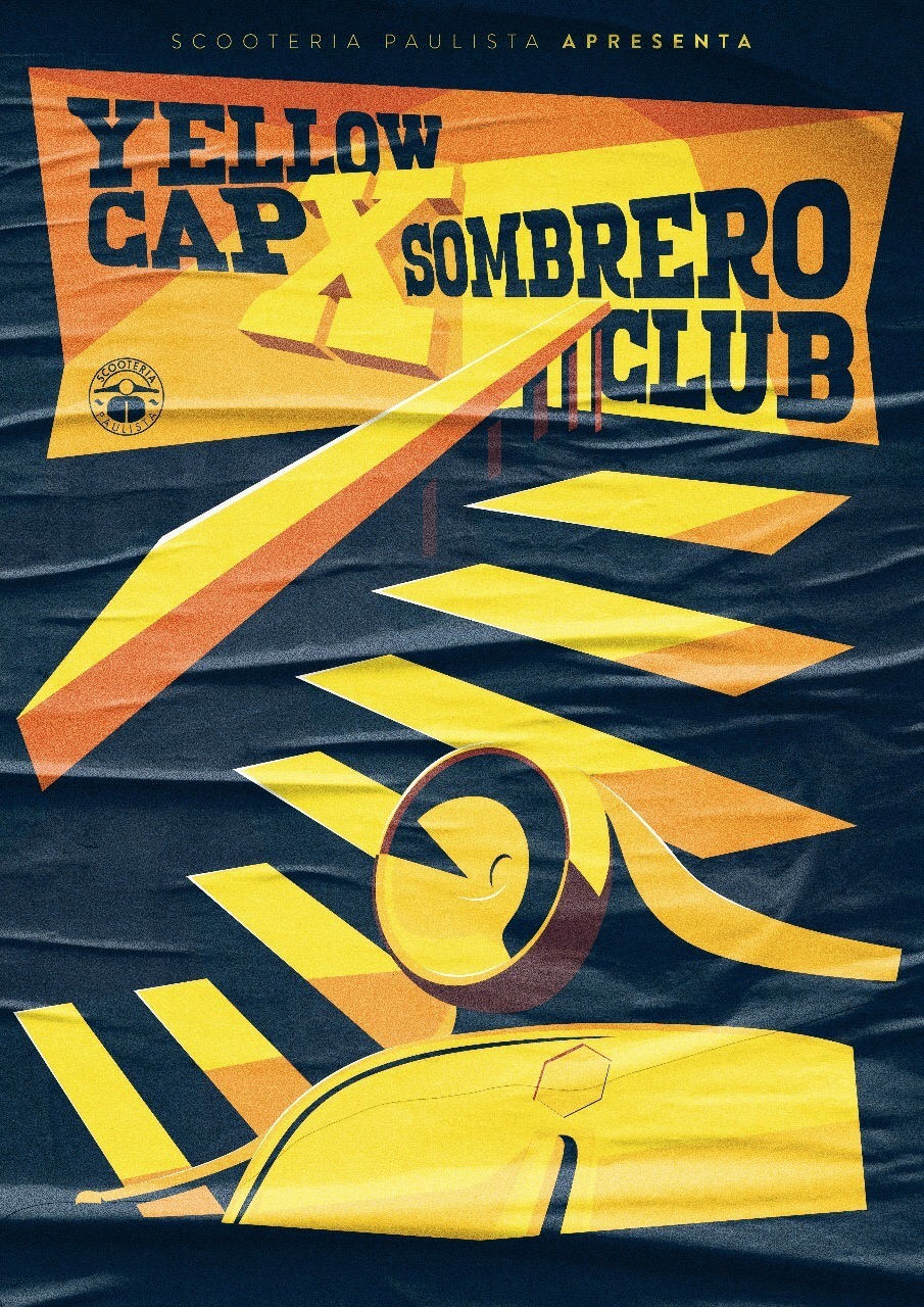 YELLOW CAP & SOMBRERO CLUB