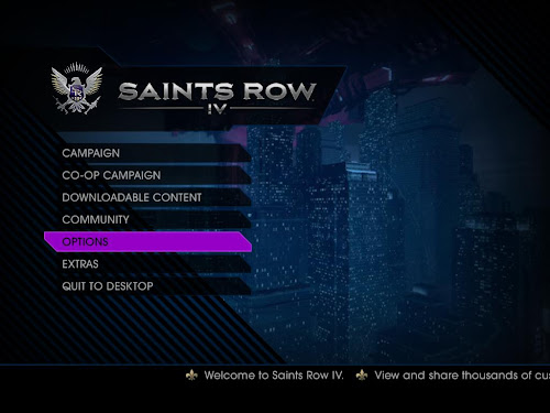 Screen Shot Of Saints Row IV (2013) Full PC Game Free Download At Downloadingzoo.Com