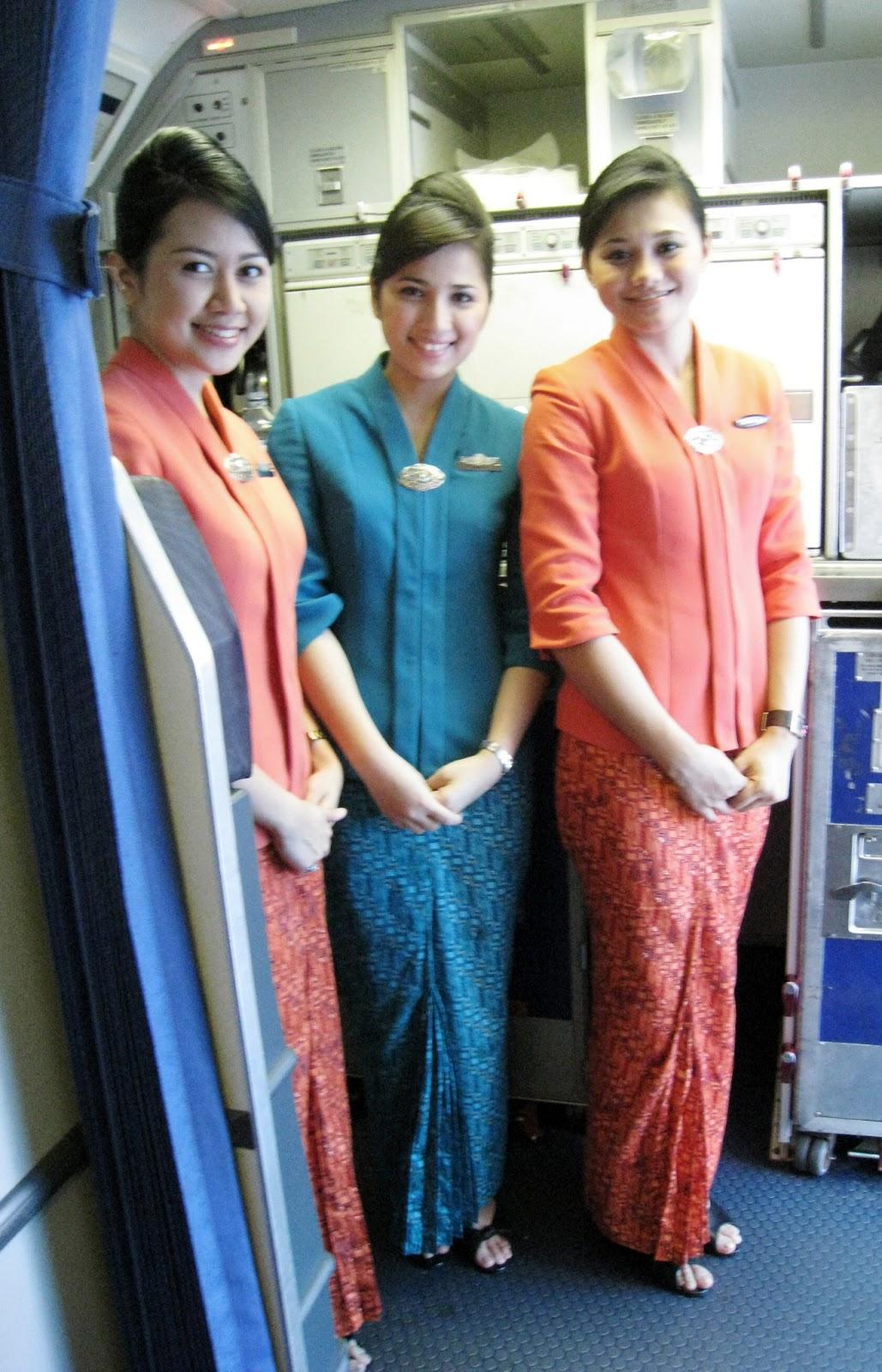 Kebaya Garuda Indonesia