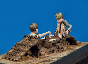 """Postwar Children"" 1/35"