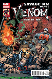 Read Venom #21 now on the Marvel Comics App or Comixology!