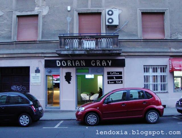 dorian gray zagreb