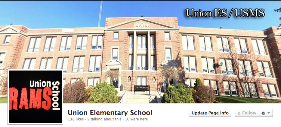 Union Elementary Facebook