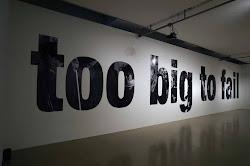 Too Big to fail? Heard that one before