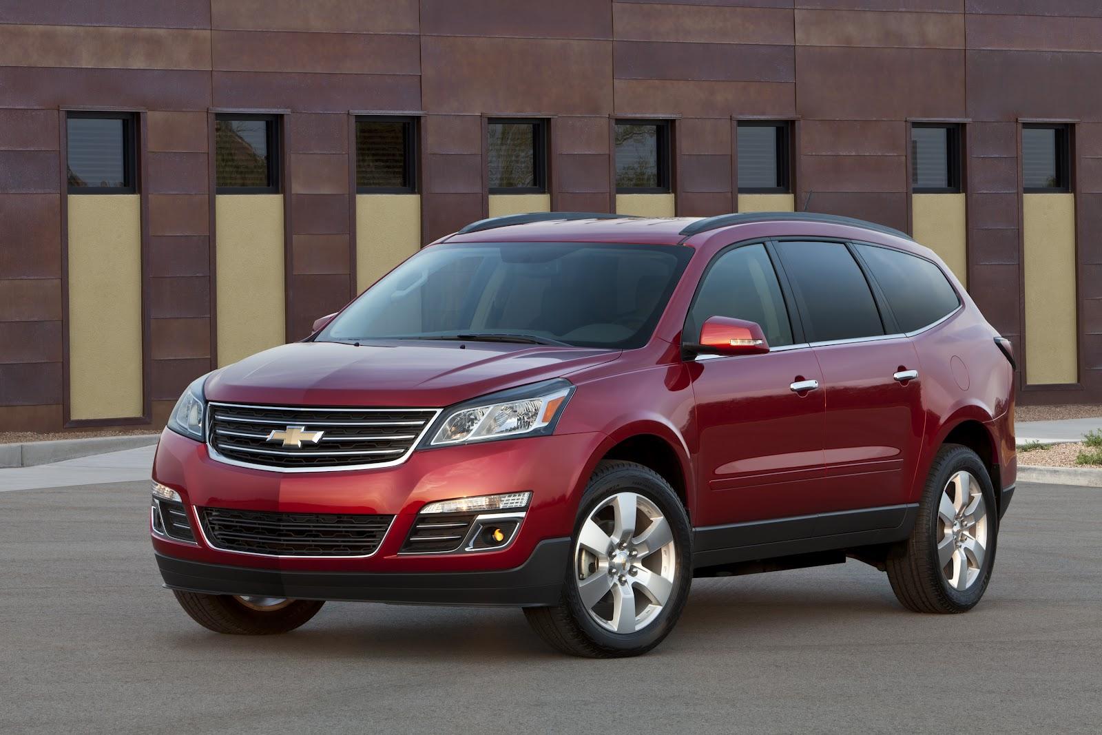 chevrolet - 2009 - [Chevrolet] traverse 2013+chevrolet+traverse+2