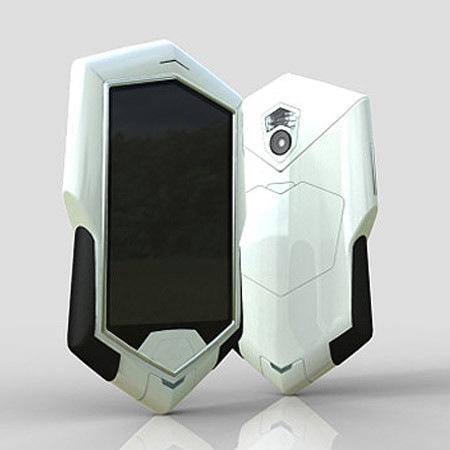 TechTALK FUTURISTIC PHONES