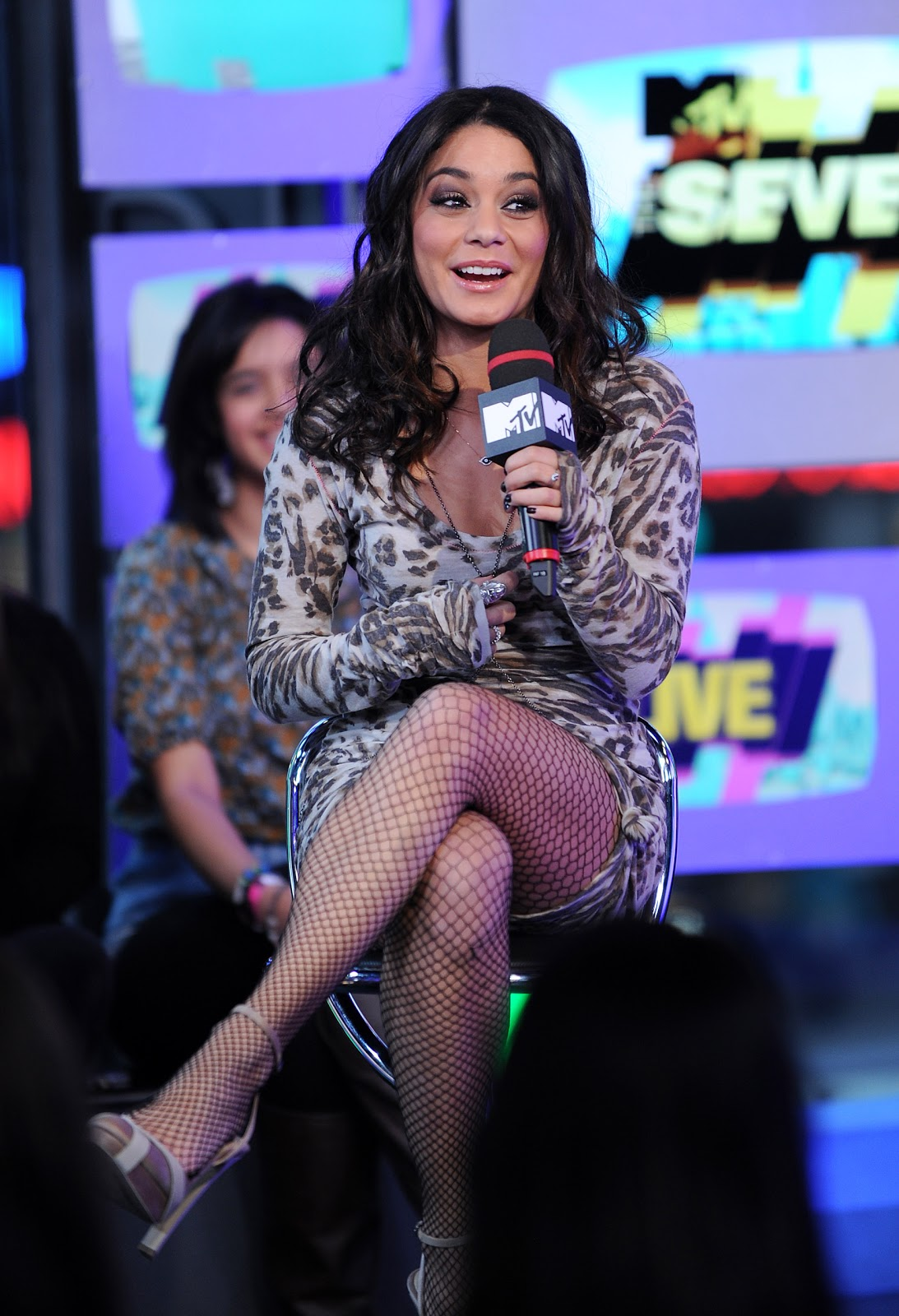 celebrities in pantyhose and tights vanessa hudgens in
