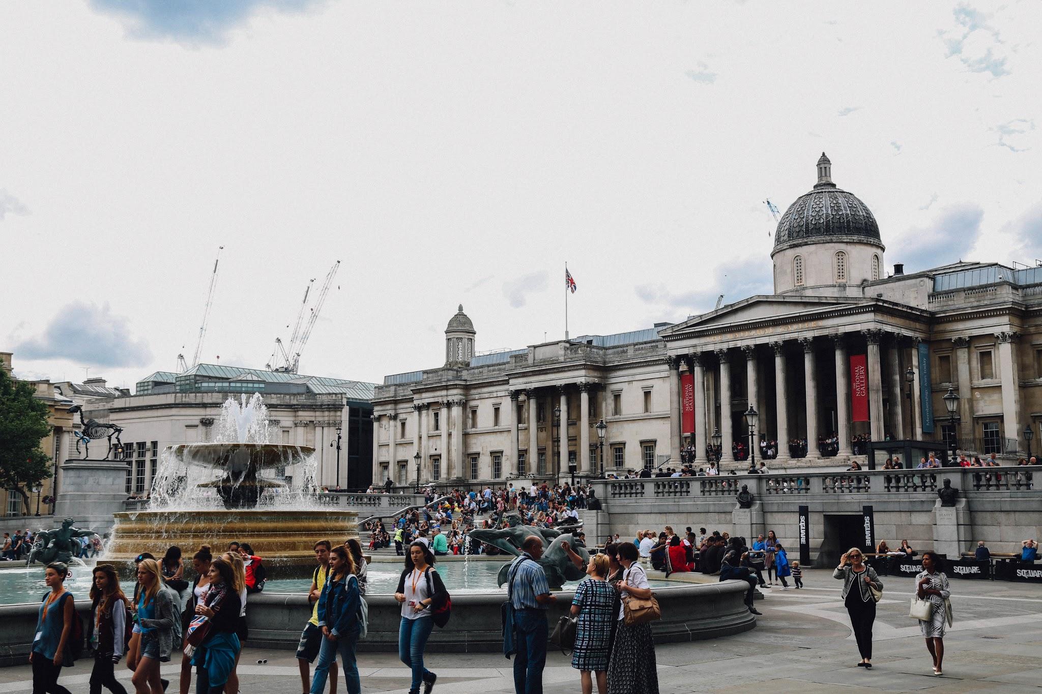 London City Walking Tour Guide