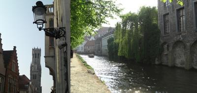 Bruges city break from UK