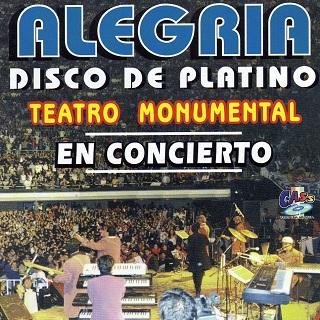 DISCO PLATINO EN CONCIERTO 1999