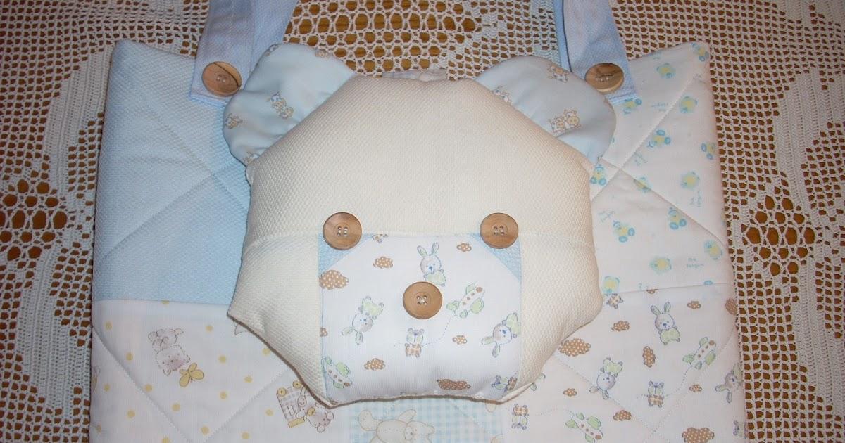 Creando en patchwork cambiador beb - Cambiador bebe patchwork ...