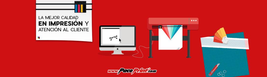 Pacoprint Impresion Digital de Gran formato