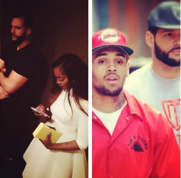 Wow! Check Out What Tiwa Savage And Chris Brown Now Have In Common!