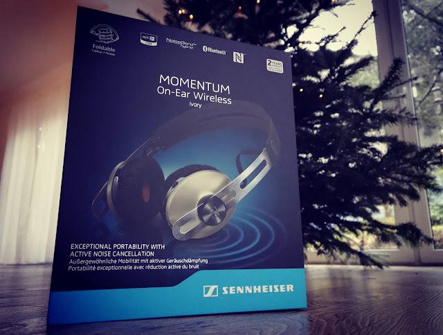 Der Sennheiser Momentum On-Ear Wireless Kopfhörer | Ein ausgereifter Metropolist im Atomlabor Blog